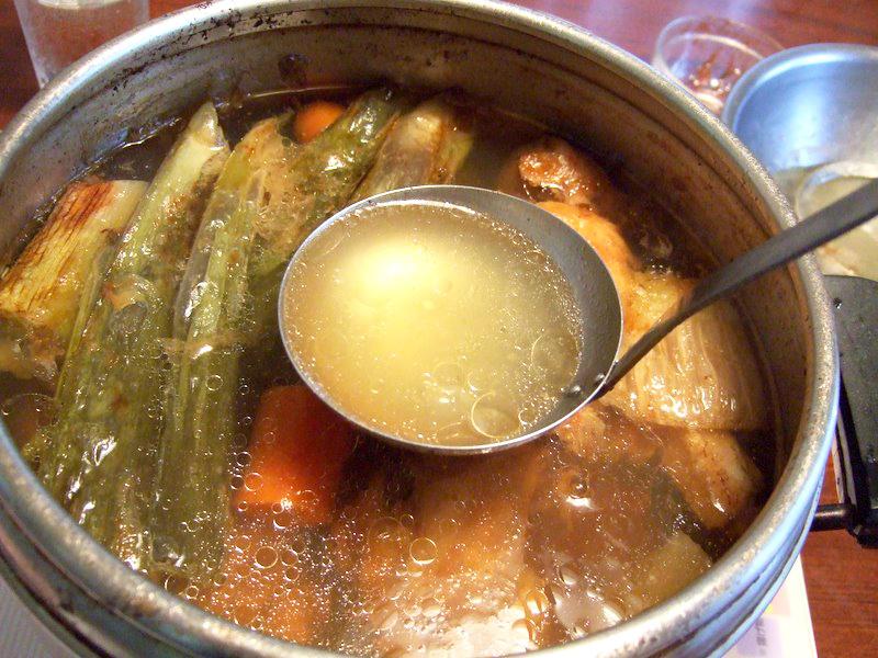 Supa de pui baza pentru mancaruri