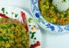 Reteta de orez cu legume si naut