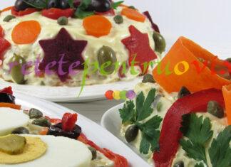 Reteta salata de boeuf