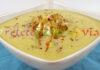 Supa-crema de cartofi cu praz