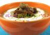 Reteta supa crema de cartofi cu telina