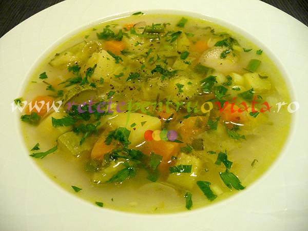 Supa de legume - poza 2