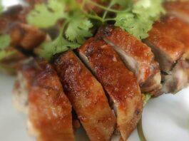 Cum gatim carnea de pasare