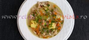 Reteta supa de pui