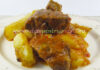 Reteta Carne de Vita cu Sos si Cartofi
