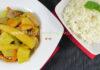 Mancare Chinezeasca cu Carne de Porc si Ananas