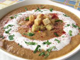 Supa Crema de Linte poza 3