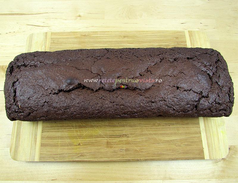 Chec cu ciocolata (copt)