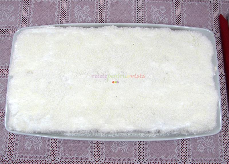 Reteta de prajitura cu nuca de cocos - pasul 13