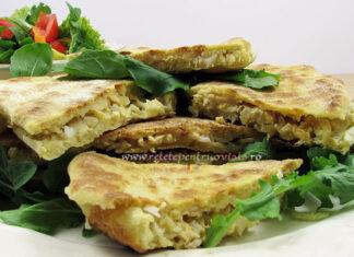 Sandwich cu Ton (Jamie Oliver)
