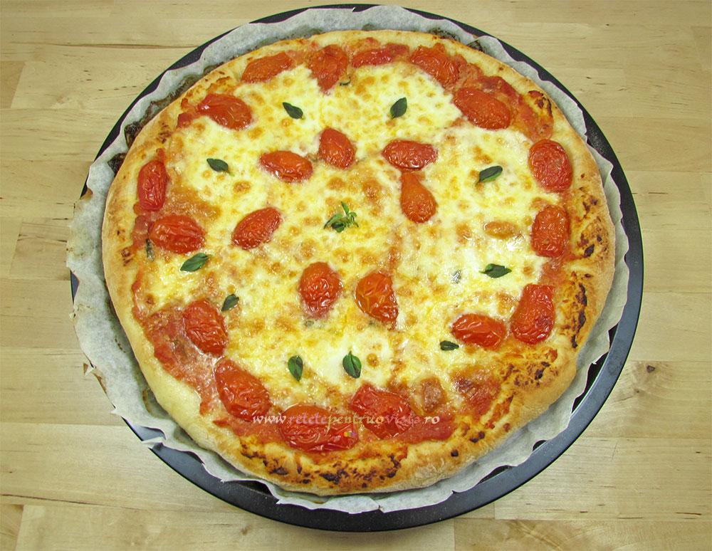 Pizza Margherita - poza 1