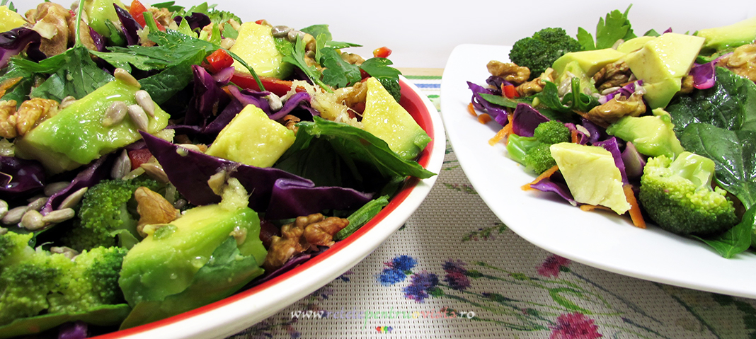 Salate de slabit | Retete salate de slabit