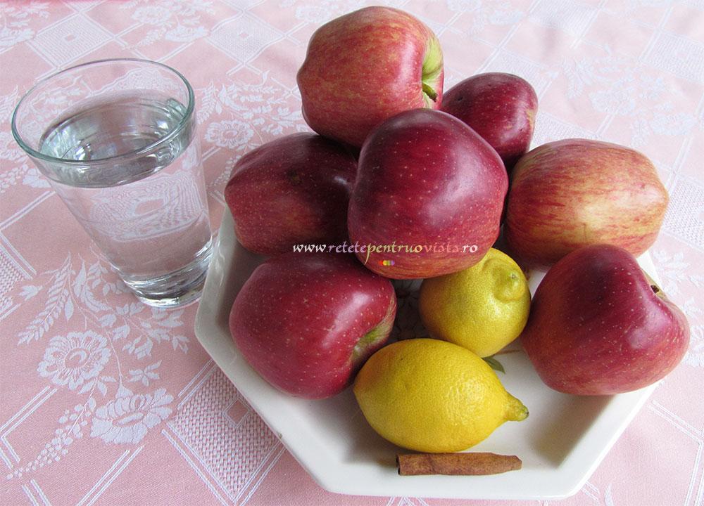 Gem de Mere fara Zahar Dietetic poza 1