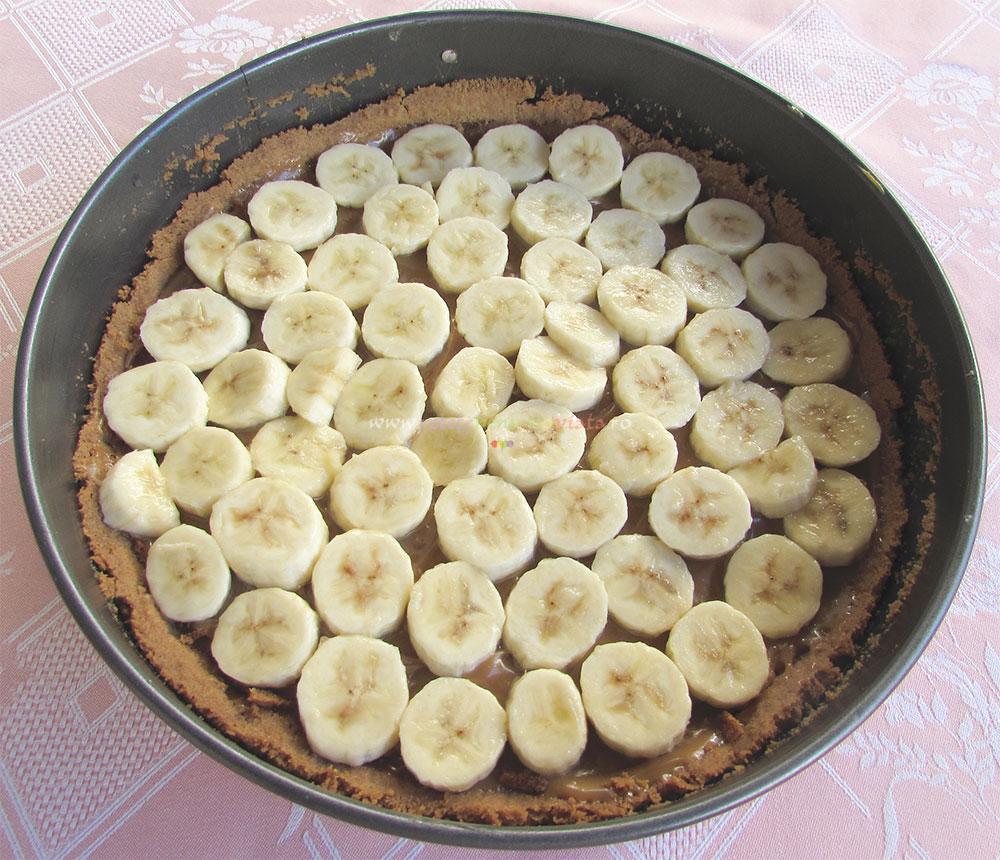 Prajitura cu Banane si Frisca poza 4
