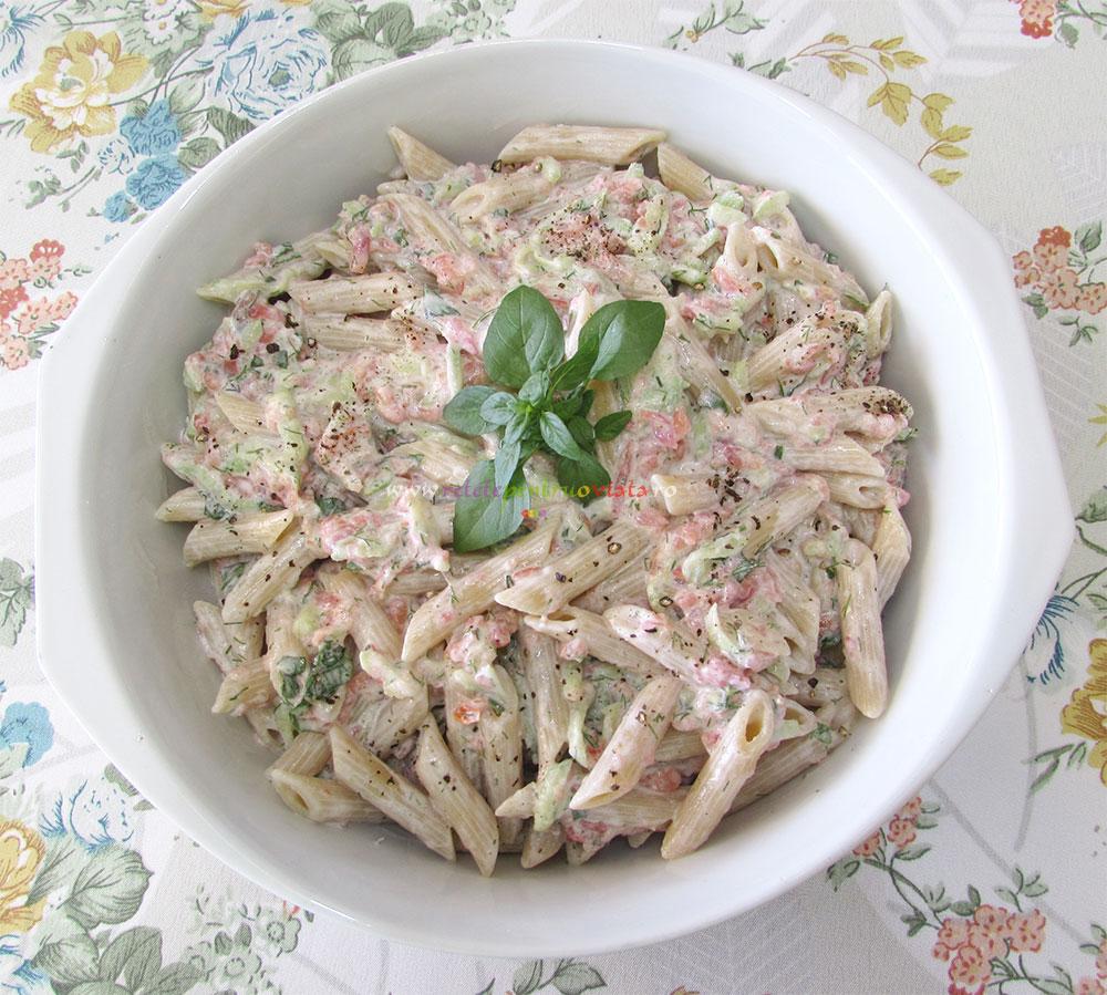 Salata de Paste cu Sos de Iaurt poza 6