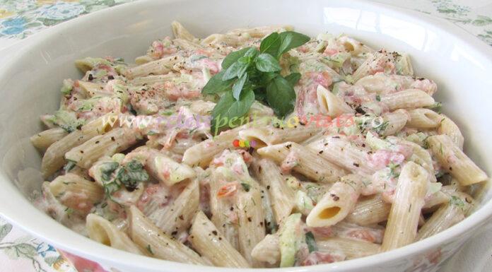 Salata de Paste cu Sos de Iaurt poza 8