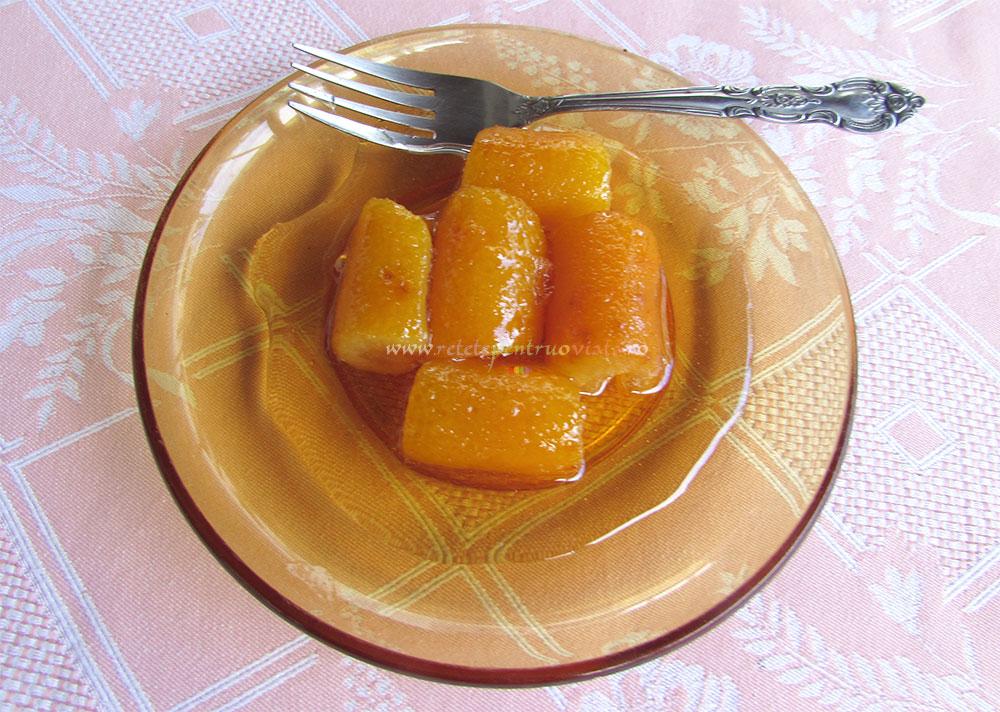 Dulceata din Coji de Portocale poza 5