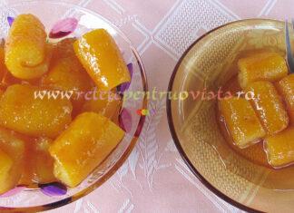 Dulceata din Coji de Portocale poza 6