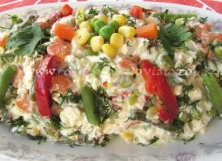 Salata Dietetica din Piept de Pui poza 4
