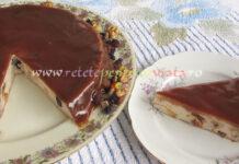 Cheesecake de Banane si Caramel poza 1
