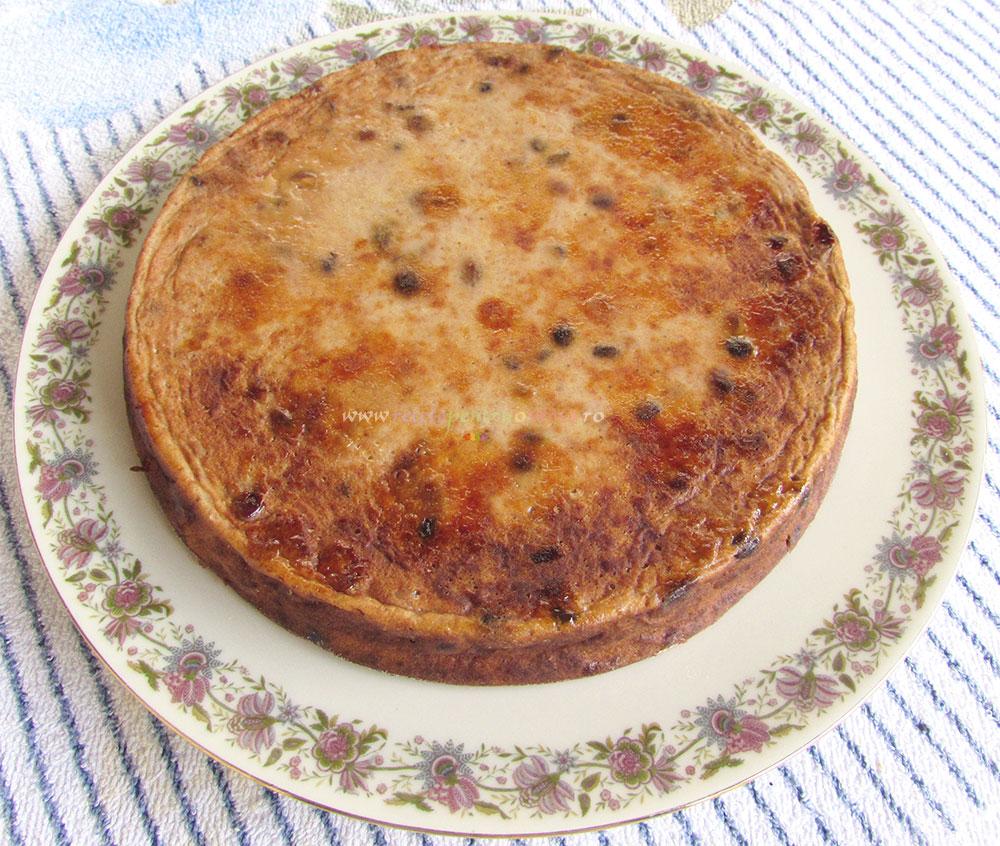 Cheesecake de Banane si Caramel poza 5