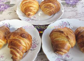 Croissante de Casa cu Unt poza 14