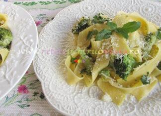 Paste cu Broccoli si Sos de Smantana poza 5