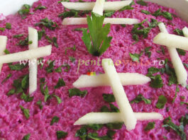 Salata de Quinoa cu Sfecla si Mar poza 2