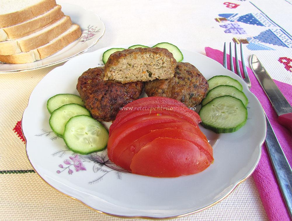 Chiftelute din Carne Tocata la Cuptor poza 6