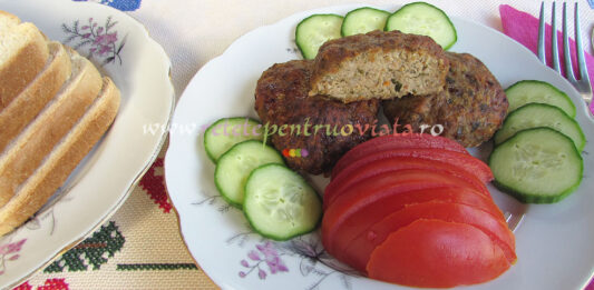 Chiftelute din Carne Tocata la Cuptor poza 7
