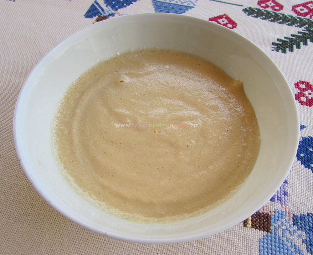 Supa Crema de Rosii cu Galuste poza 5