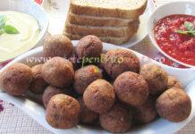 Chiftelute de Vinete cu Parmesan poza 4