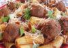 Chiftelute din Vinete cu Sos de Rosii si Paste poza 8