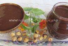 Crema de Ciocolata cu Alune de Padure poza 1