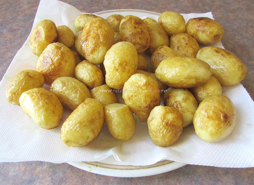 Garnitura de Cartofi Noi cu Unt poza 3