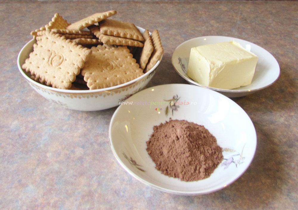 Cheesecake cu Dovleac si Caramel poza 1