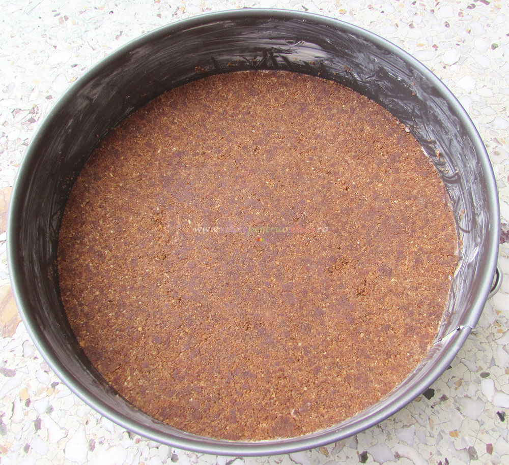 Cheesecake cu Dovleac si Caramel poza 2