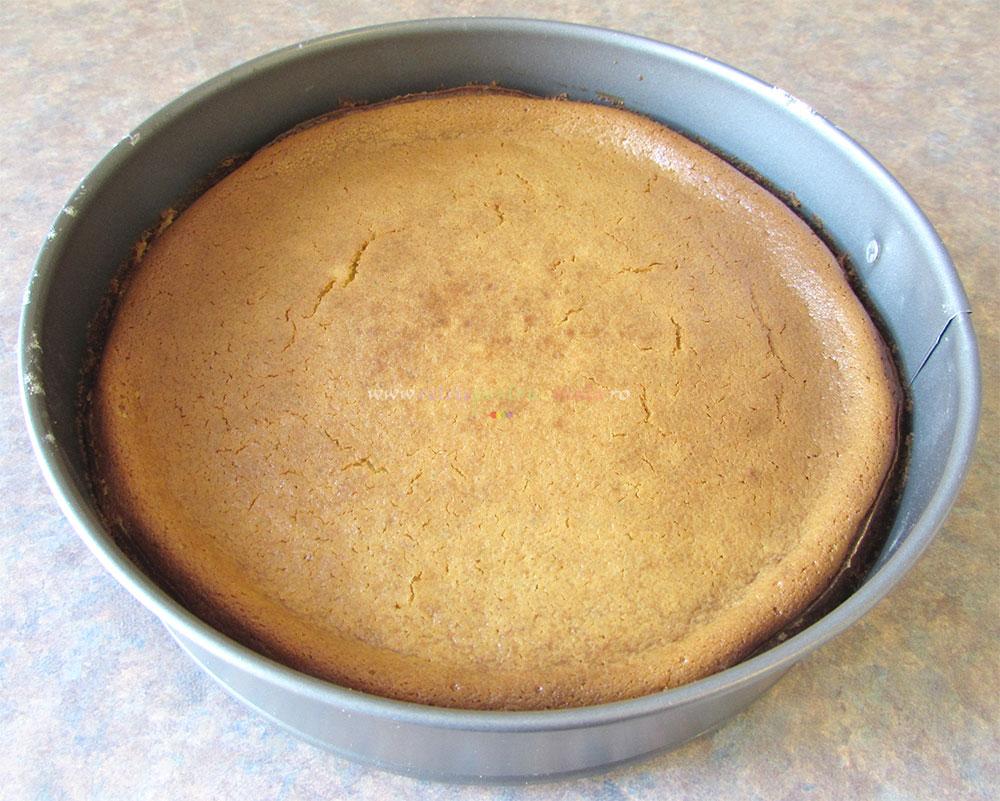 Cheesecake cu Dovleac si Caramel poza 6