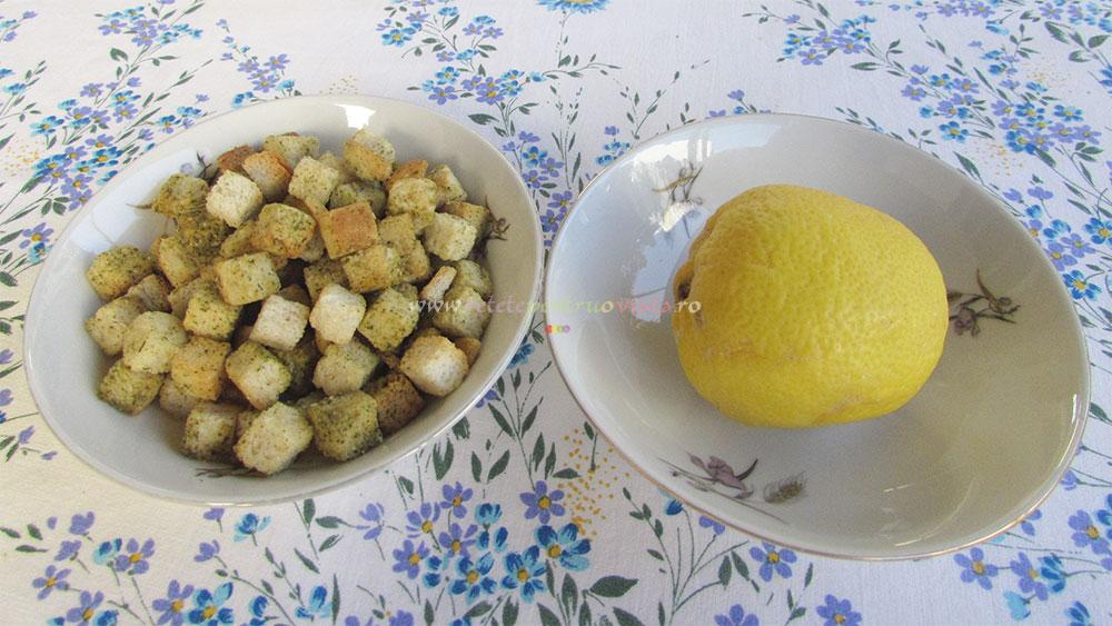 Supa Crema de Usturoi Copt poza 6