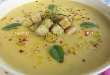 Supa Crema de Usturoi Copt poza 9