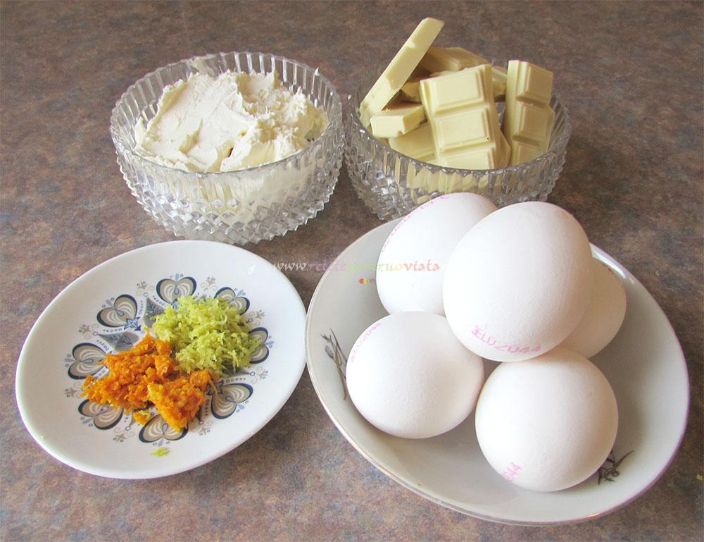 Cheesecake Japonez cu Ciocolata poza 2