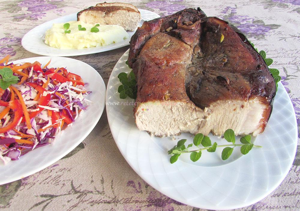 Friptura de Porc cu Sorici Crocant poza 8