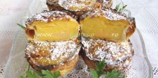 Mini Tarte cu Crema de Vanilie poza 1
