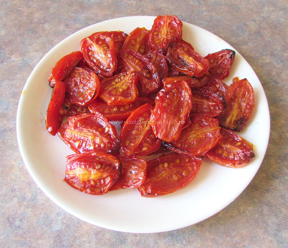 Paste cu Pesto de Rosii Cherry poza 3