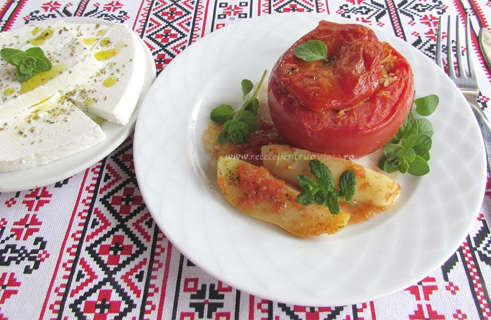 Rosii Umplute cu Quinoa si Ciuperci poza 9