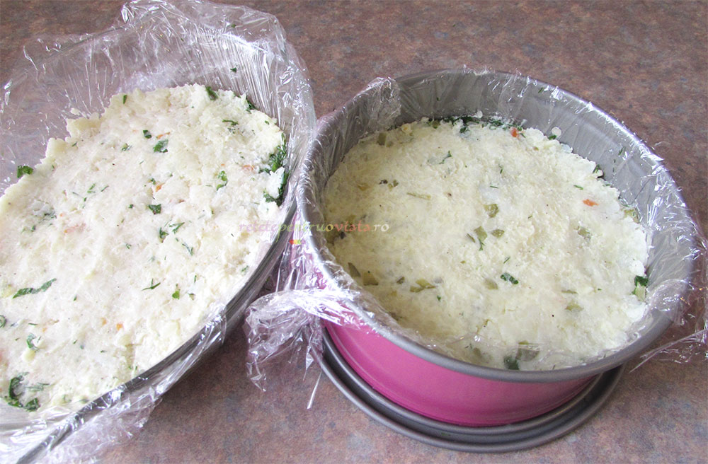 Salata Poienita cu Ciuperci Marinate poza 4