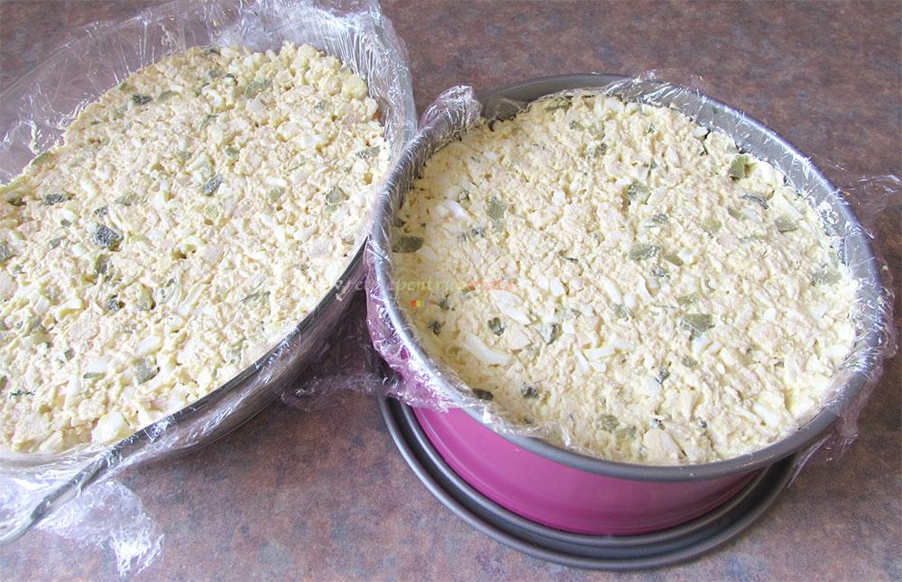 Salata Poienita cu Ciuperci Marinate poza 5
