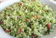 Salata de Broccoli si Conopida - Tabbouleh poza 1