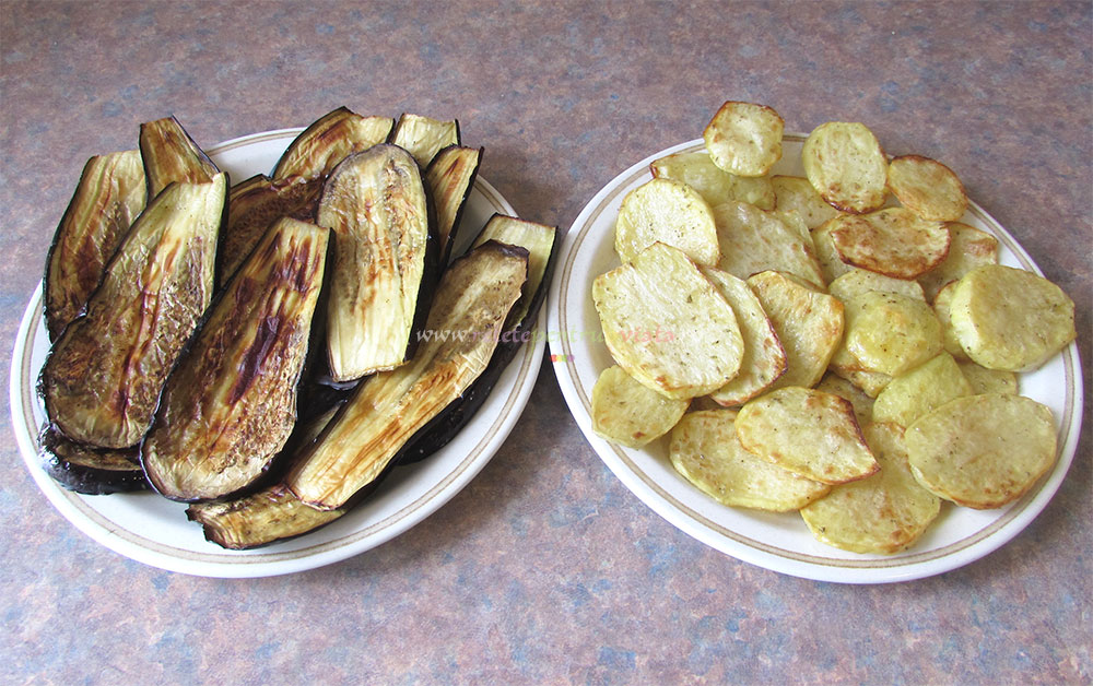 Musaca de Post cu Cartofi si Linte poza 5