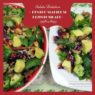 salate dietetice pentru slabit coronation street anna windass pierdere în greutate